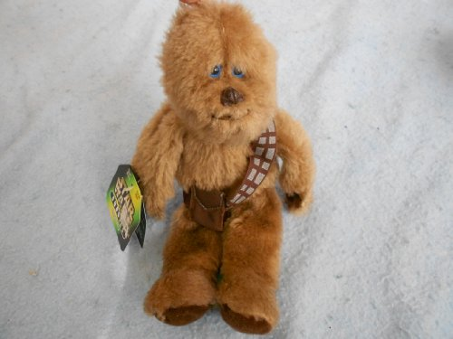 with Belt Plush By Kenner (Chewbacca Beanie)