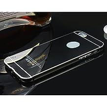 Funda iPhone 6/6s,Dosige iPhone 6/6s Carcasa con,Espejo Fundas Para iPhone 6/6s Negro