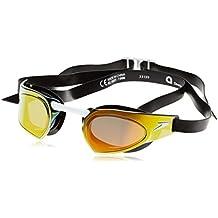 Speedo Fastskin Prime Mirror Gafas, Unisex adulto, Negro, M