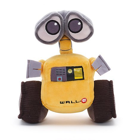 Disney Wall-E Mini Bean Bag Kuscheltier 20cm - Mini-bean-bag