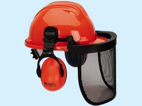 CLIMAX - Casco Forestal Complet 437 Protecciën