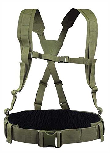 Tasmanian Tiger Warrior Belt MK III Khaki