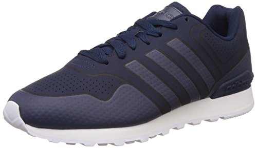 adidas Herren 10k Casual Turnschuhe, Blau Verschiedene Farben (Blau (Maruni  / Maruni /