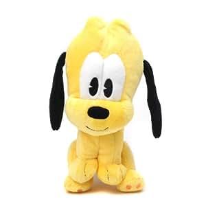 Disney Cuties 10-inch Pluto Soft Toy