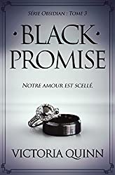 Black Promise (French) (Obsidian t. 3)