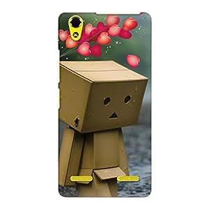 print mobile case cover for lenovo A6000
