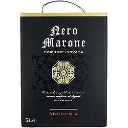 NERO MARONE Edizione Privada - Vin Rouge d'Italie - BIB 3 L