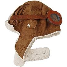 Veroda muñecos elásticos con para niños Pilot diseño de hada con alas gorro  de casco de 22368c89516