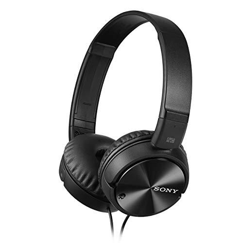 Oferta de Sony MDR-ZX110NC Diadema con reducción del Ruido - Negro