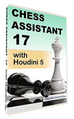 Chess Assistant 17 con Houdini 5
