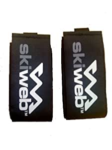 Ski Straps Extra Strong & Wide