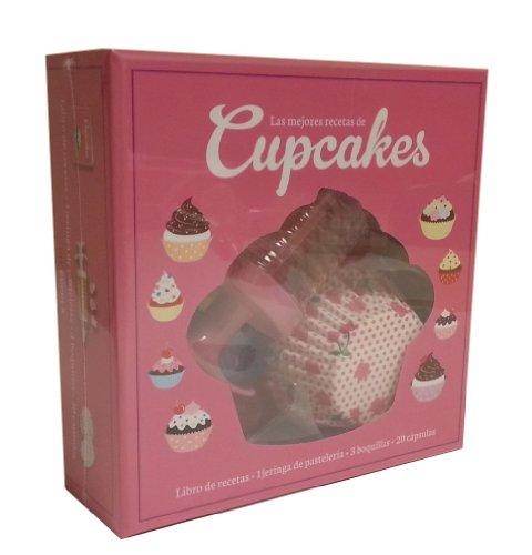 Kit las mejores recetas de cupcakes (Kits Cúpula)