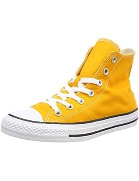 Converse Unisex-Erwachsene CTAS Hi Orange Ray Hohe Sneaker