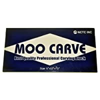 MOO Carve Block 6 by 12 by 0-1/2-Inch, Stamp Carving and Printmaking