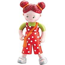 HABA Little Friends Bendy Dollhouse Doll Felicitas 4 Redhead