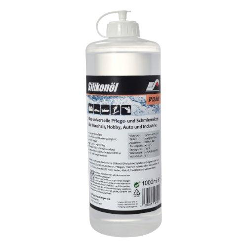WS Silikonöl V12500 - 1000 ml (Silikon-formenbau-gummi)