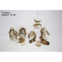 statuine presepe (10pz)