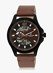 Daniel Klein Analog Brown Dial Mens Watch-DK11445-5