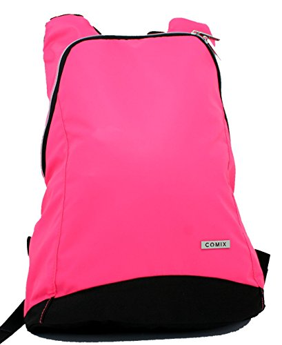 Zaino Sport Rosa Fluo Reflective Special Comix