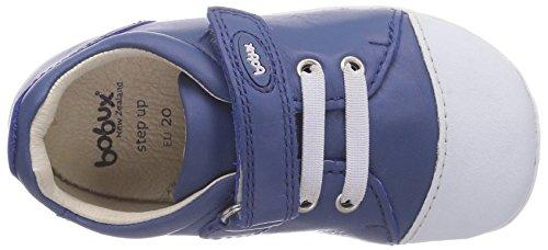 Bobux 460778 Unisex-Kinder Sneakers Blau (Blau)