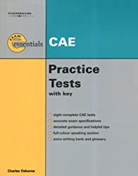 Essential Practice Tests CAE with Answer Key (Thomson Exam Essentials)