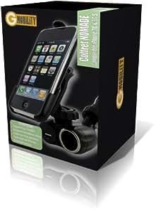 """G-Mobility GRGMCNIPNO Coffret """"NOMADE"""" Spécial iPhone 3G & 4"""