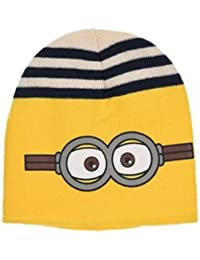 Amazon.fr   Minion - Packs bonnet, écharpe et gants   Accessoires ... a7cce99ed1d
