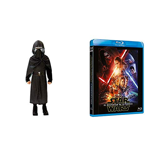 The Force Awakens Blu-Ray + DISFRAZ KYLO REN EP7 DELUXE INF [Blu-ray]