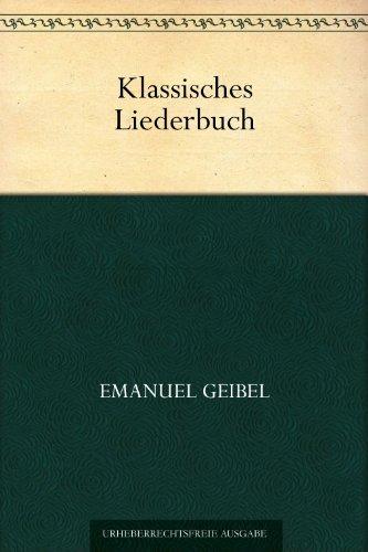 Klassisches Liederbuch
