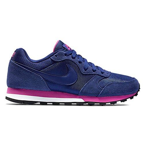 Nike Women, Sneaker, Md Runner 2 Blue