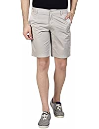 Hammock Men's Solid Chino Shorts - Grey