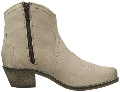 s.Oliver 25308, Stivali da Cowboy Donna Rosa (OLD ROSE 512)