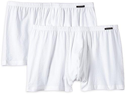 Schiesser Herren Unterhose Weiß (100-weiss)