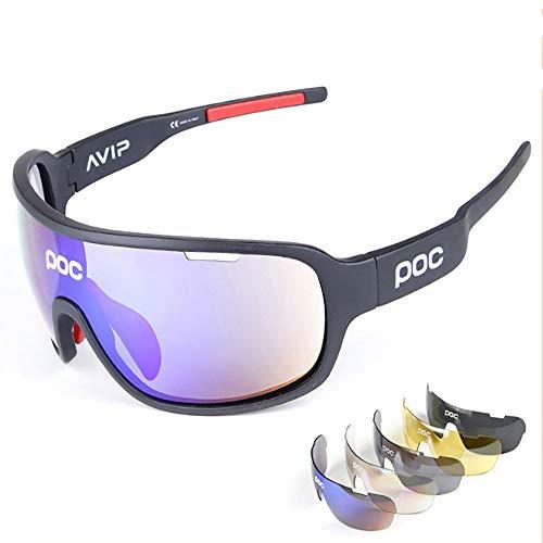 HUIHUAN Sonnenbrille Ultraleichte polarisierte Sonnenbrille für Männer und Frauen Outdoor-Sportbrillen 100% UV-Schutz