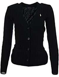 2a81771fc03a0b Amazon.fr   Ralph Lauren - Pulls, Gilets   Sweat-shirts   Femme ...