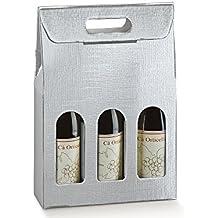 1 Caja de 30 Bolsas de cartón para Botellas (Argen, ...