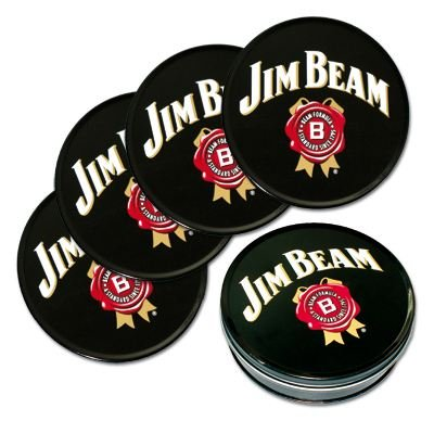 jim-beam-4-coaster-set