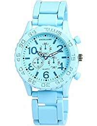 Excellanc Unisex-Armbanduhr Analog Quarz verschiedene Materialien 150723500003