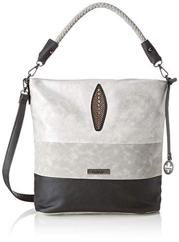 Rieker Damen H1355 Tasche, 15x33x35 cm
