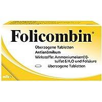 FOLICOMBIN überzogene Tabletten 20 St preisvergleich bei billige-tabletten.eu