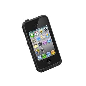 LifeProof Noir - Coque de protection étanche pour iPhone 4/4S