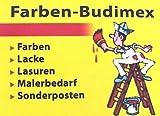 2,5 Liter Farben-Budimex Acryllack Reinweiss 2in1 Lack und Grundierung/ Weiss RAL 9010, Seidenmatt, f. Holz, Metall , Putz , Beton , Zink , stoß- u. schlagfest