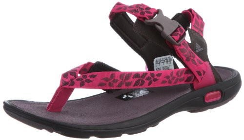 Adidas Libria Sandal U41526 Outdoor Trekking Sandalen Zehentrenner Damen Pink