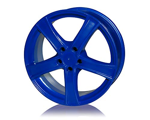 Foliatec 2053 Sprüh Folie, blau glänzend, 400 ml