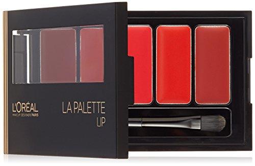 L27Oreal Paris Cosmetics Colour Riche La Palette Lip Ruby, 0.15 Ounce