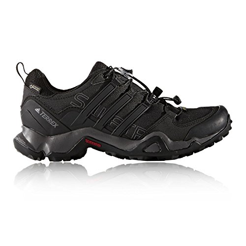 adidas Women's Terrex Swift R Gtx W Hiking Shoes, Black (Nero Negbas/Negbas/Granit),...