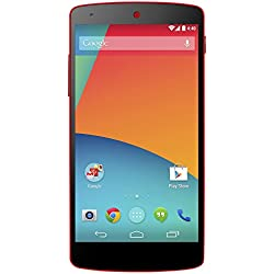 Smartphone Google Nexus 5 (12,6 cm (4,9 Pouces) Full HD IPS, processeur 2,26 GHz Snapdragon 800, 16 Go de mémoire Interne, Appareil Photo 8 Mpx, Android 4.4)