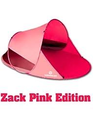 Outdoorer Pop up Strandmuschel Zack II pink edition, UV 60