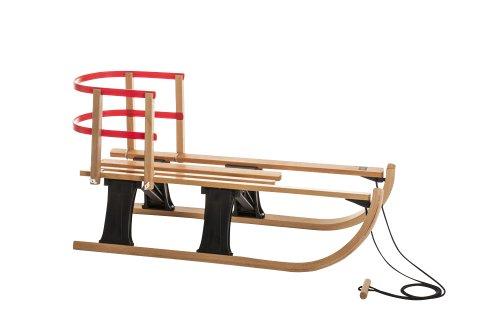 Hamax Holzschlitten 540026 im Test
