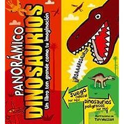 Dinosaurios: Panorámico (Libros juego)